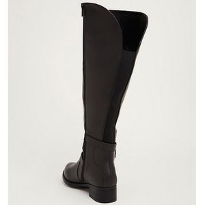 torrid Shoes - Torrid Over-the-knee Harness Boots Wide